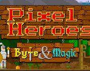 Pixel Heroes: Byte & Magic erscheint am 15. Juni für die PS4