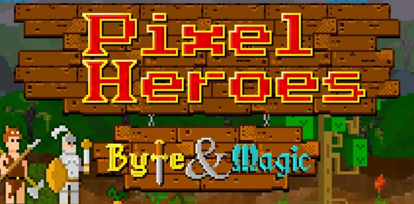 Pixel Heroes: Byte & Magic – XBox One-Version im Test