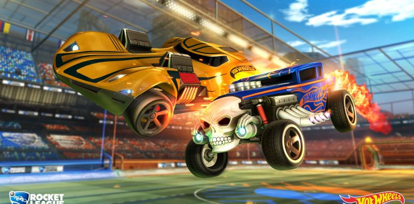 Rocket League erhält Hot Wheels-DLC