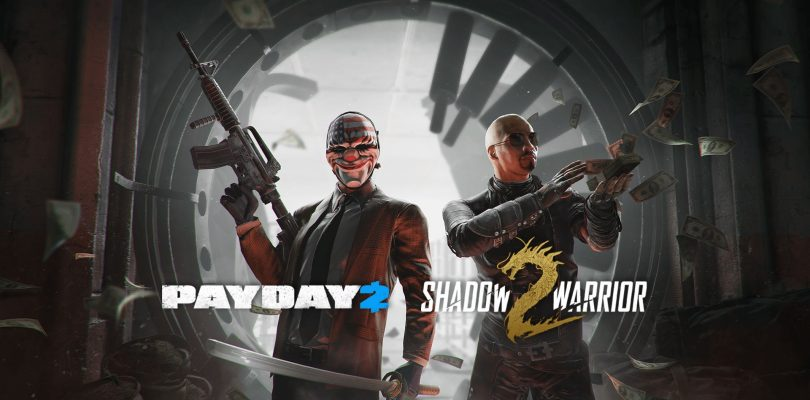 Crossover-Event – Shadow Warrior 2 & Payday 2