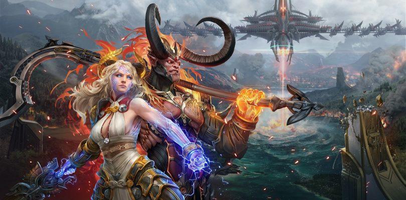 Skyforge – Das MMO startet im Frühjahr auf der PS4