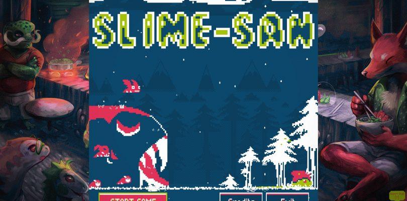 Slime-san – Schwerer Platformer im Preview