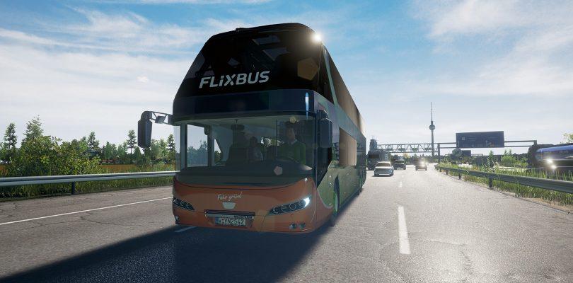 Der Fernbus Simulator ist als Platinum Edition erschienen