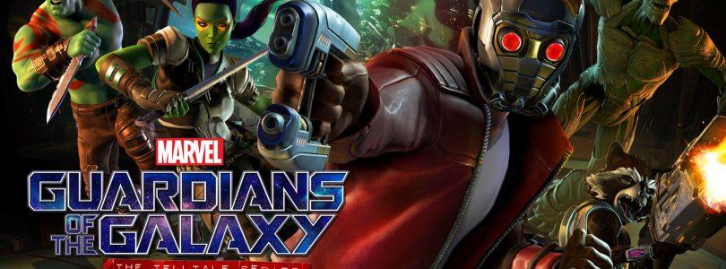 Test: Marvel`s Guardians of the Galaxy – Adventure von Telltale Games