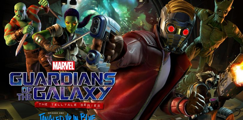 Marvel's Guardians of the Galaxy: The Telltale Series – Trailer, Screenshots und Release bekannt