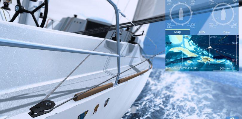 Sailaway – Segel-Simulation für PC und MAC angekündigt