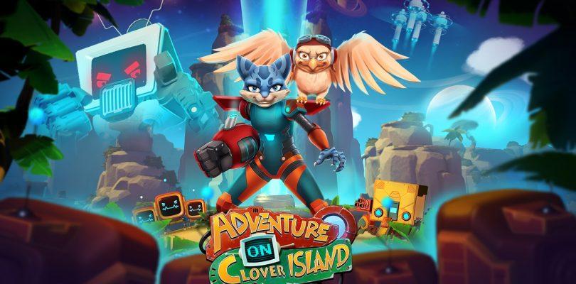 Skylar & Plux: Adventure on Clover Island – Actionorientierter Platformer erscheint am 19. Mai