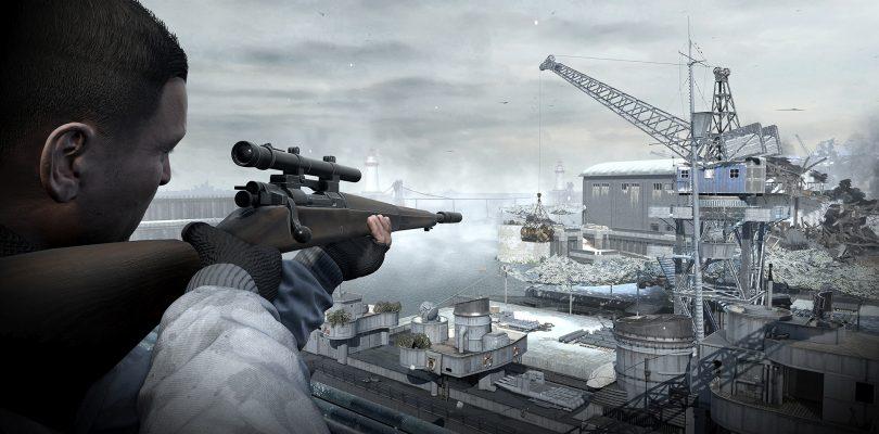 Sniper Elite 4 – Deathstorm-DLC erscheint am 21. März