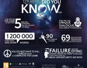 Torment: Tides of Numenera – Interessante Infografik veröffentlicht