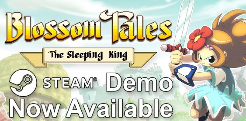 Blossom Tales: The Sleeping King – Demo auf Steam verfügbar