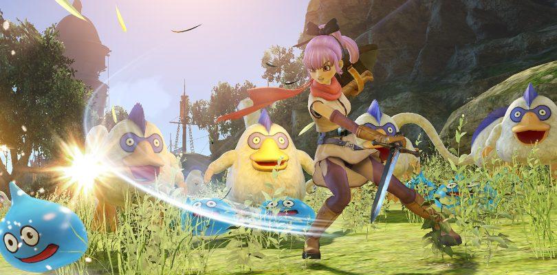 Dragon Quest Heroes 2 startet auf dem PC
