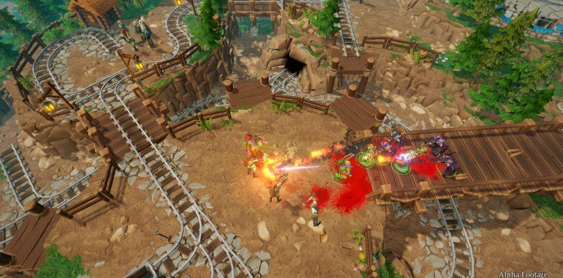 Dungeons 3 – Neues Gameplay-Video mit Monty Arnold veröffentlicht