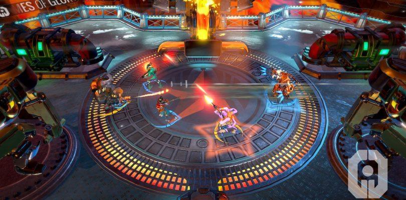 Games of Glory – Beta am Wochenende, Crossplay für PC & PS4