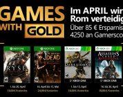 Das sind die Games with Gold im April 2017