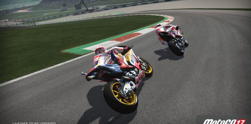 MotoGP 17 angekündigt – Erste Infos und Trailer veröffentlicht