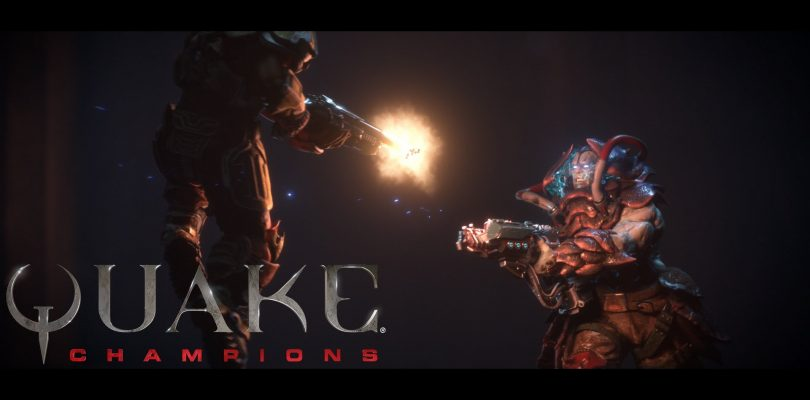 Quake Champions startet am 22. August in den Early Access