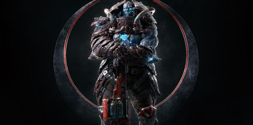 Quake Champions – Der mächtige Scalebearer stellt sich im Video vor