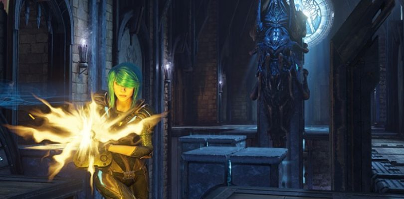 Quake Champions – Heldin Nyx vorgestellt