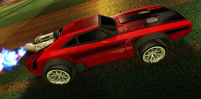 Rocket League erhält den Dodge Ice Charger aus Fast & Furious 8