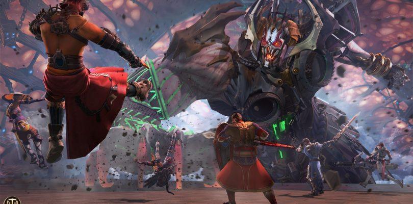 Skyforge – Early-Access-Phase und Release-Datum für PS4 angekündigt
