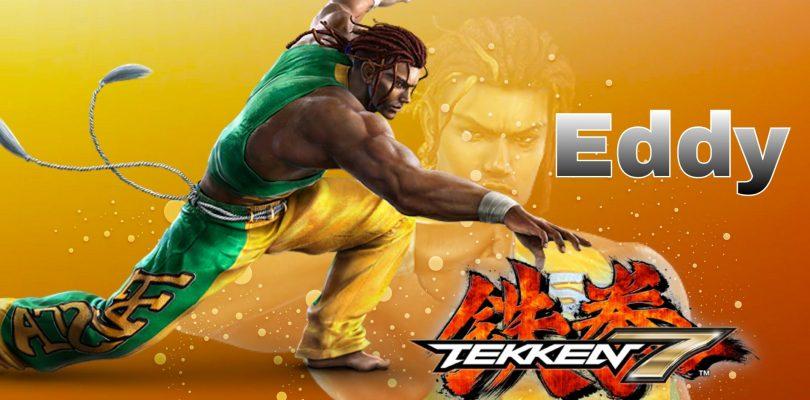Tekken 7 – Eddy Gordo mit Trailer angekündigt
