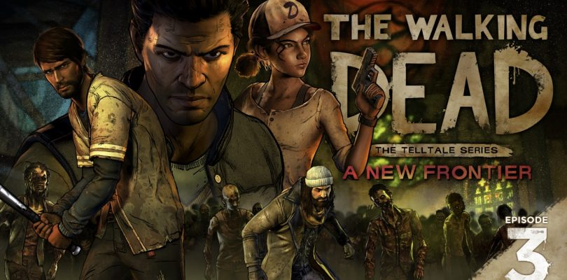 "The Walking Dead – A New Frontier: Episode 3 ""Above the Law"" – Trailer und Release-Datum bekannt"