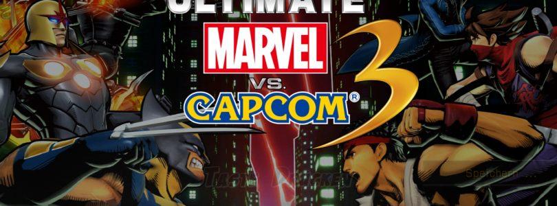 Ulimate Marvel vs. Capcom 3 – Die XBox One-Version im Test