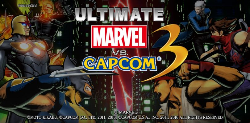 Ulimate Marvel vs. Capcom 3 – Die XBox One-Version im Test
