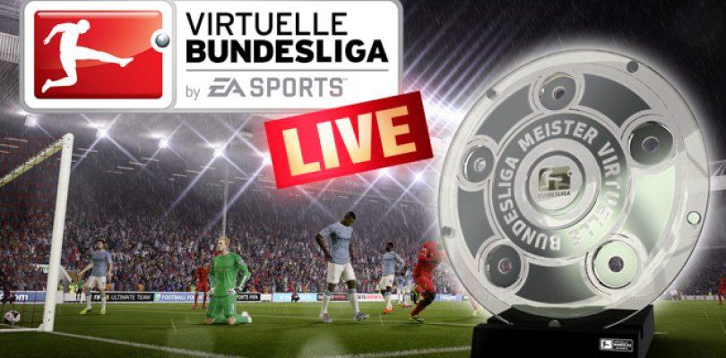 Virtuelle Bundesliga – Sport1 überträgt das Finale live aus Dortmund