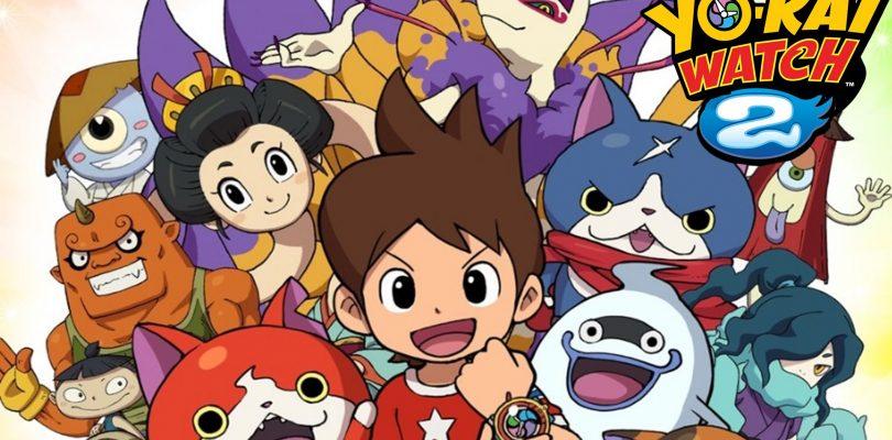 Gewinnspiel bei GameStop – Ihr könnt Yo-kai Watch 2 und einen Nintendo 3DS XL abstauben