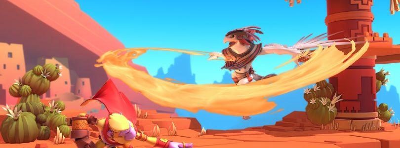 Brawlout kommt am 20. September auf die PS4