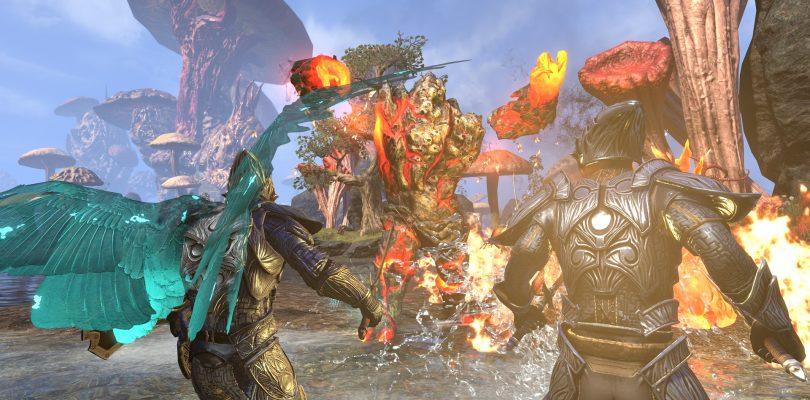 """Elder Scrolls Online: Morrowind – Vorstellung der neuen Klasse """"Hüter"""""""