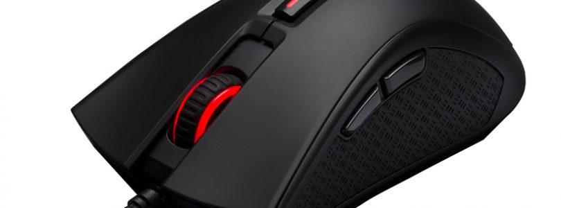 Das hat die HyperX Pulsefire FPS Gaming-Maus auf dem Kasten