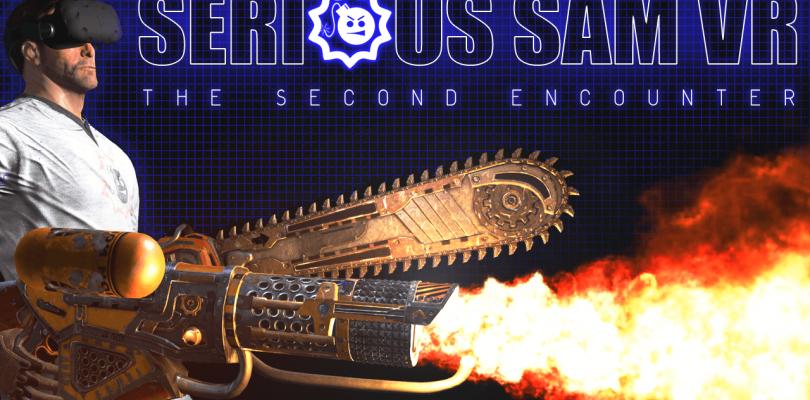 Serious Sam erscheint gleich zwei mal in VR