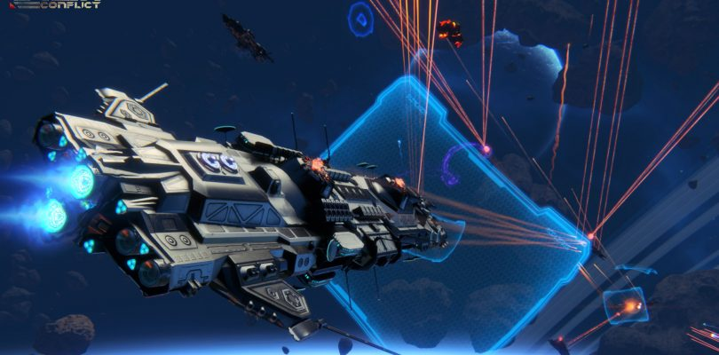 "Star Conflict – Das steckt im ""Engineer Evolved"" Content-Update"