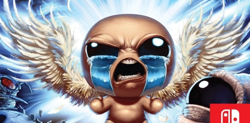 The Binding of Isaac: Afterbirth+ erscheint für Nintendo Switch als Retail-Titel