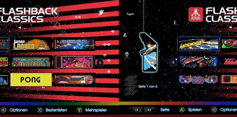 Atari Flashback Classics Vol. 1 & 2 im Testcheck