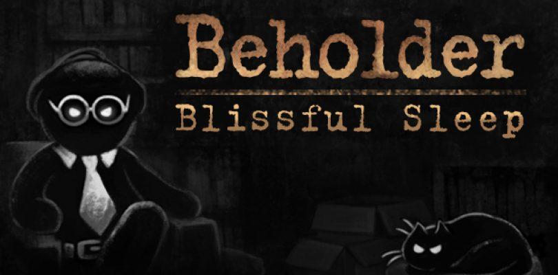 "Beholder – DLC ""Blissful Sleep"" angekündigt"