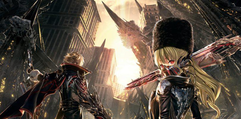 Code Vein – Teaser, Screenshots und Infos zum neuen Action-RPG von Bandai Namco