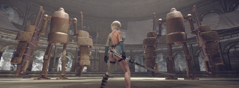 NieR Automata – Launch-Trailer zur Game of the YoRHA Edition
