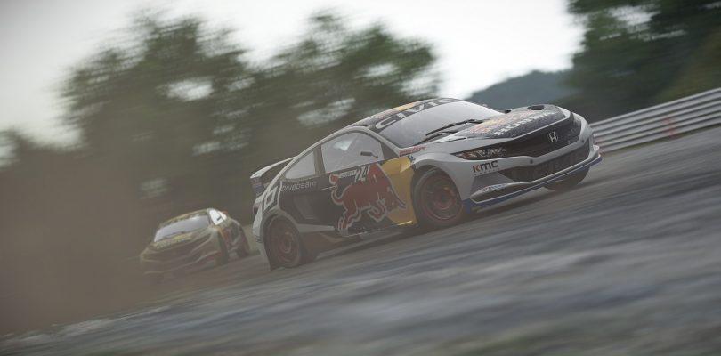 Project Cars 2 heißt den Extremsport Rallycross herzlich willkommen