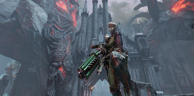 Quake Champions – Der unheilige Paladin Galena im Detail