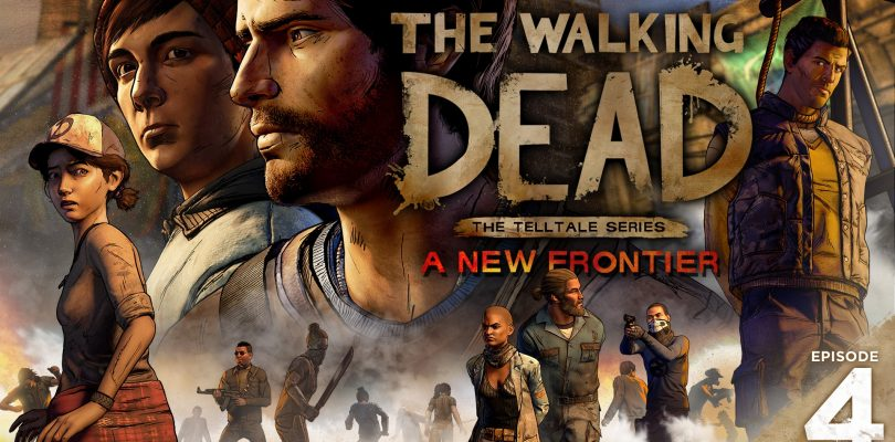 The Walking Dead: A New Frontier – Episode 4 erscheint am 25. April