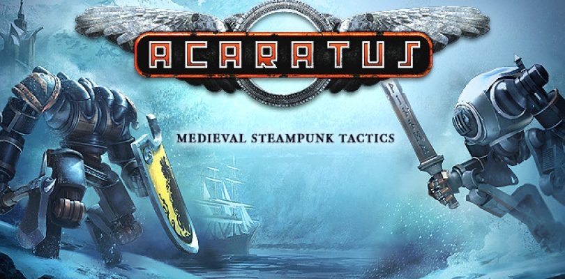 Acaratus – Das mittelalterliche Steampunk-Taktik-RPG verlässt bald den Early Access