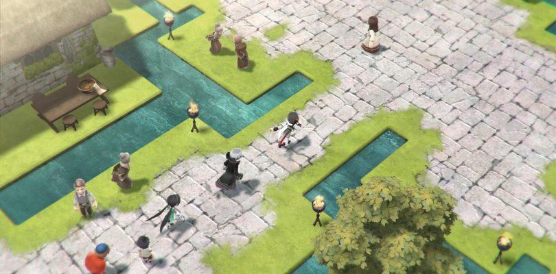 Lost Sphear – Neuer Gameplay-Trailer veröffentlicht