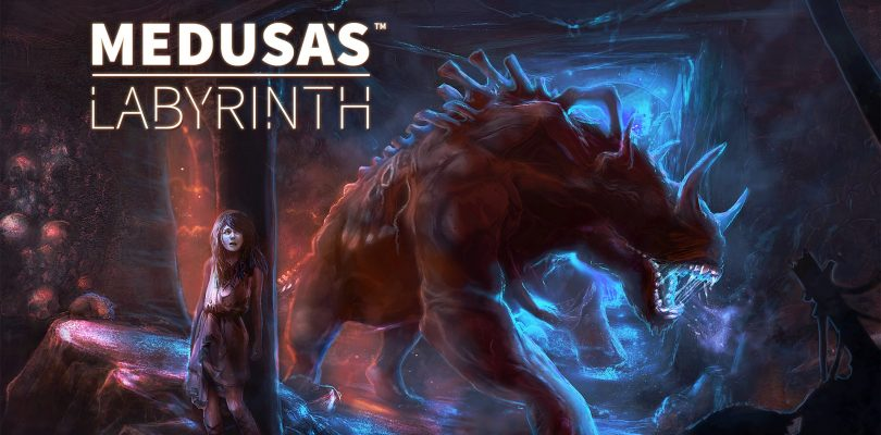 Medusa's Labyrinth – VR-Version startet am 25. Mai