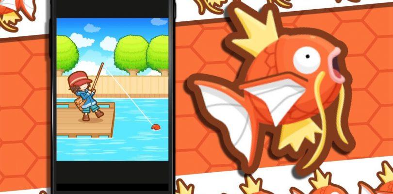 Pokémon: Karpador Jump auf Android und iOS veröffentlicht
