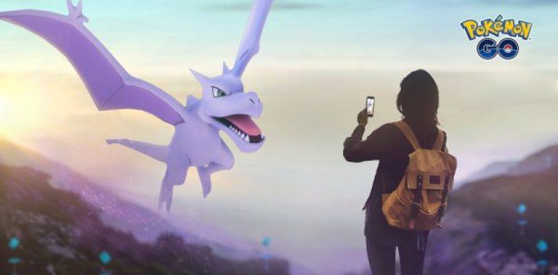 Pokémon GO – Abenteuerwoche (Typ Gestein) startet morgen