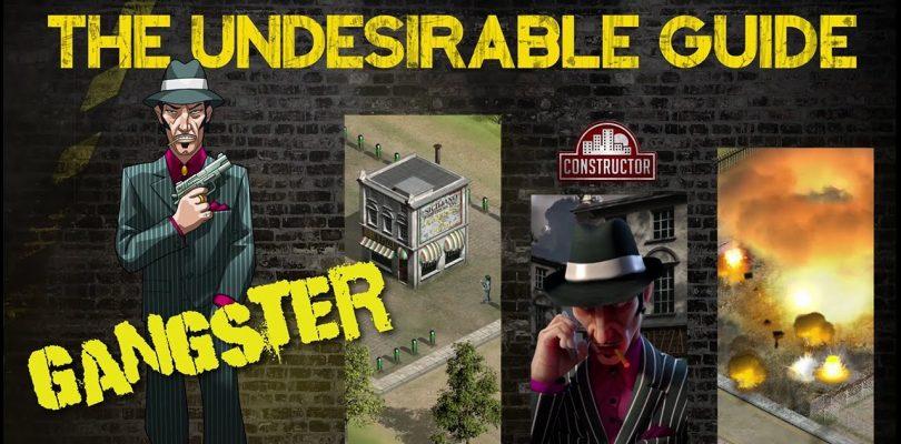 Constructor – Zwei Videos stellen den Geist und die Gangster vor