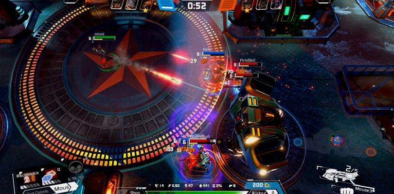 Test: Games of Glory – Crossplay-Moba mit Shooter-Elementen